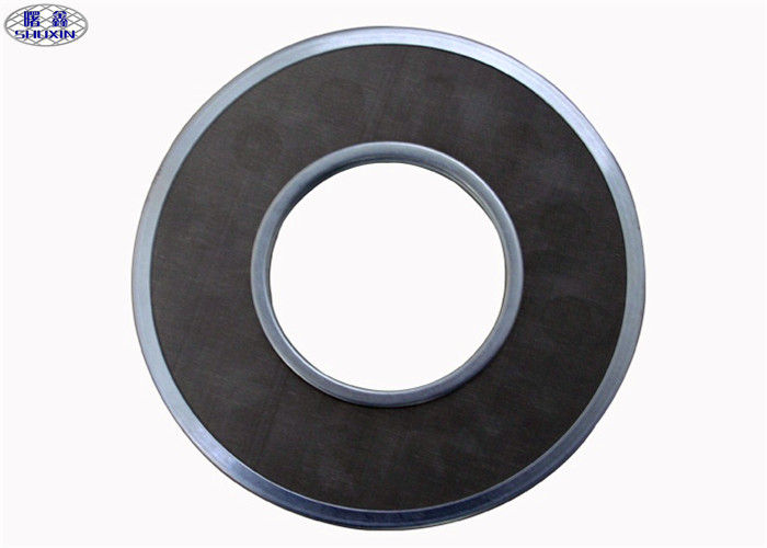 Filtration Sintered Stainless Steel Filter 2 Layers Disc Customized Size